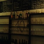 Bar à vin à Londres – 10 Cases