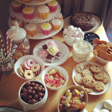 gouter baby shower