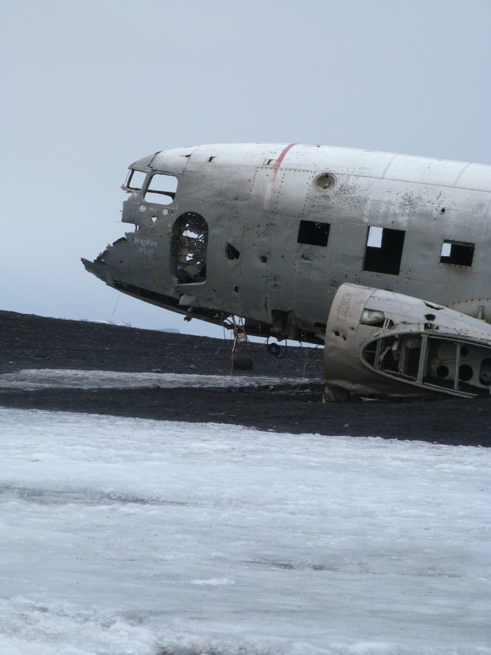 crash avion islande