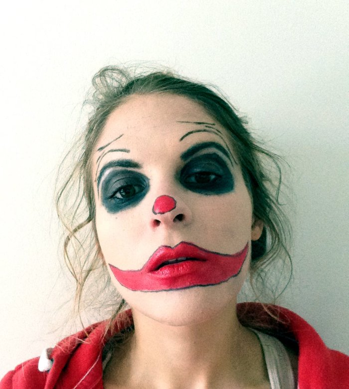 make up d'Halloween