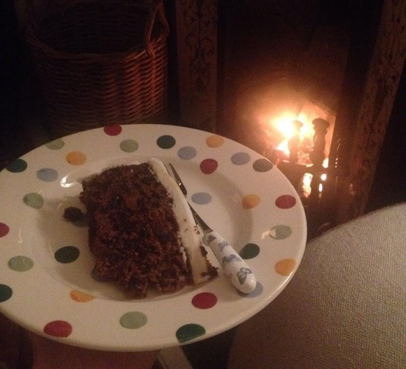 christmas cake recette