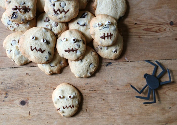cookies monstres halloween