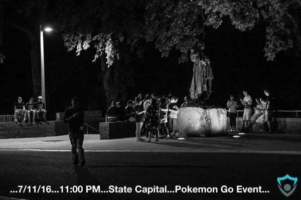 The Pokémon Go App: Creating Situational Awareness Zombies