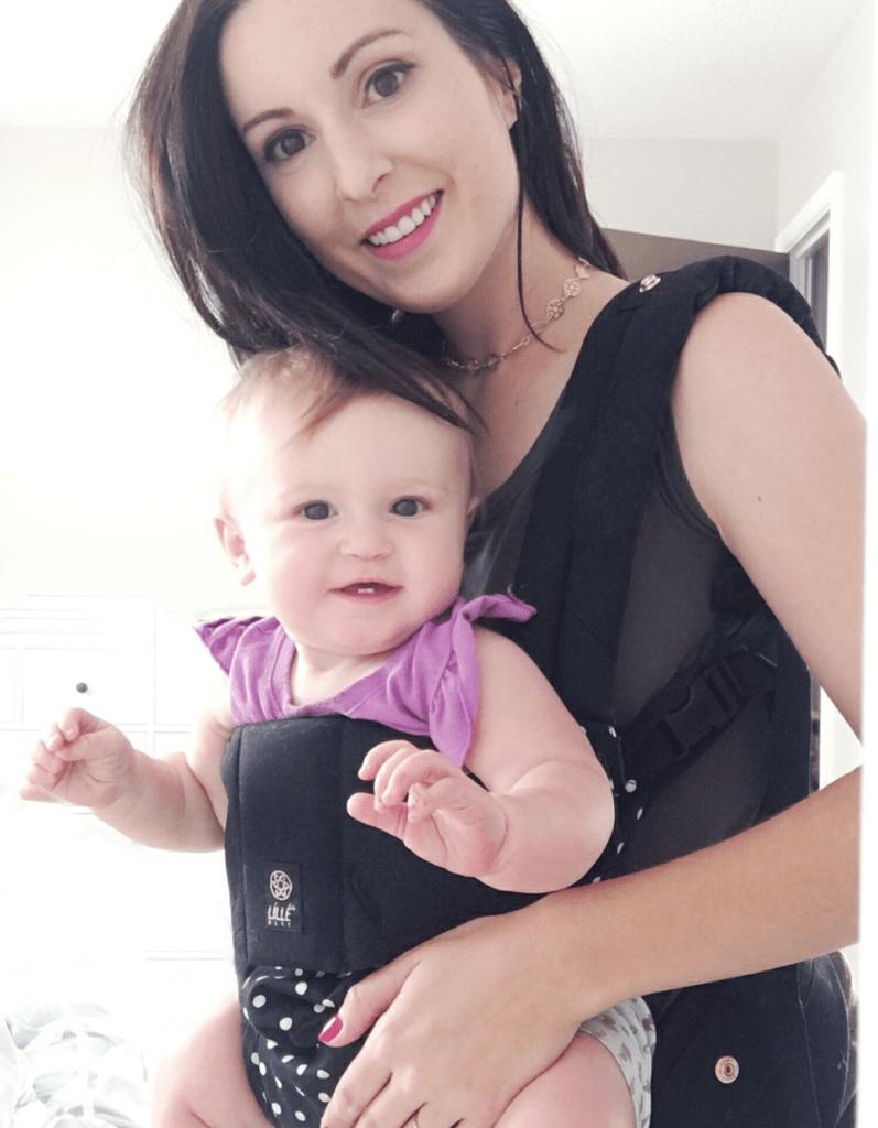 LÍLLÉbaby 6-in-1 carrier