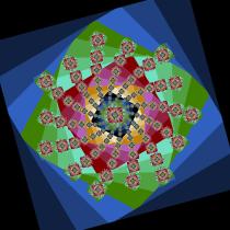 Random Spiral via ActiveState.com