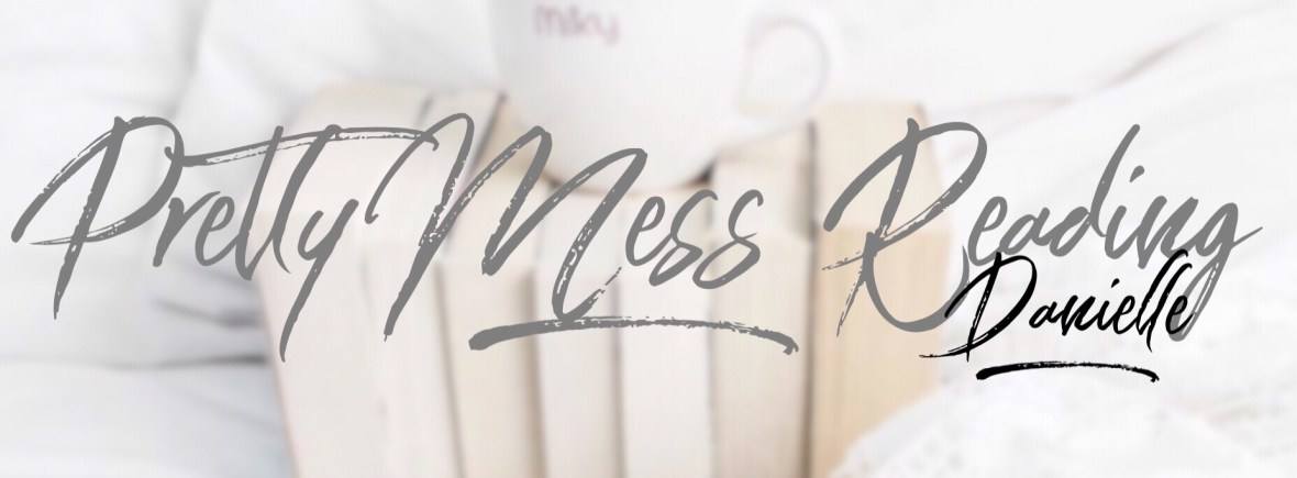 Pretty Mess Reading Logo