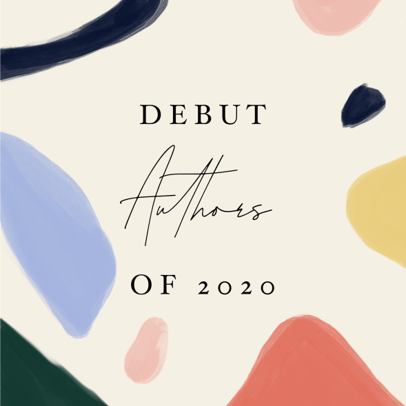 debut authors of 2020