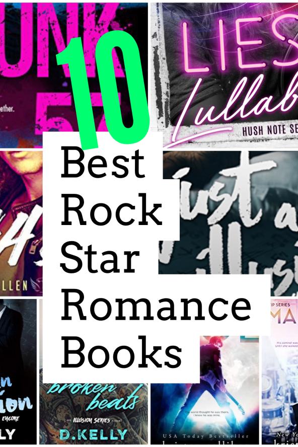 best rock star romance books