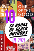 YA books by black authors
