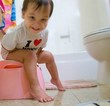 urinary accidents in children