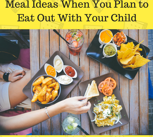 Food ideas when you plan to go out with your child - Pretty Mumma Says - Read more on www.prettymummasays.com