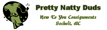 """Pretty Natty Duds - Awesome """"New To You"""" Consignment Clothing, Jewelry, Handbags & Shoes"""
