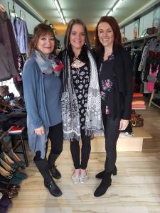 Renata, Margot, Ellen - The PND Team!