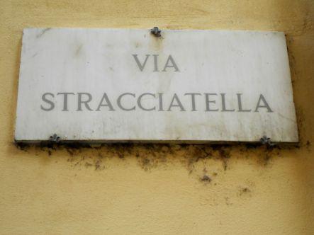Hmmm stracciatella! Made me think of ice cream