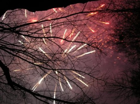 New Year's Eve, Berlin, Germany