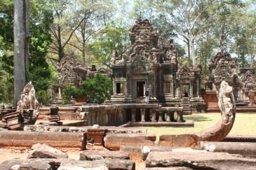 A small temple that left a big impression
