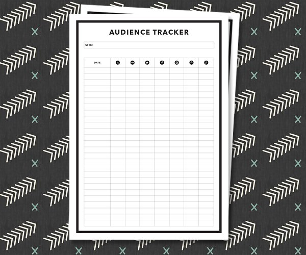 Audience Tracker