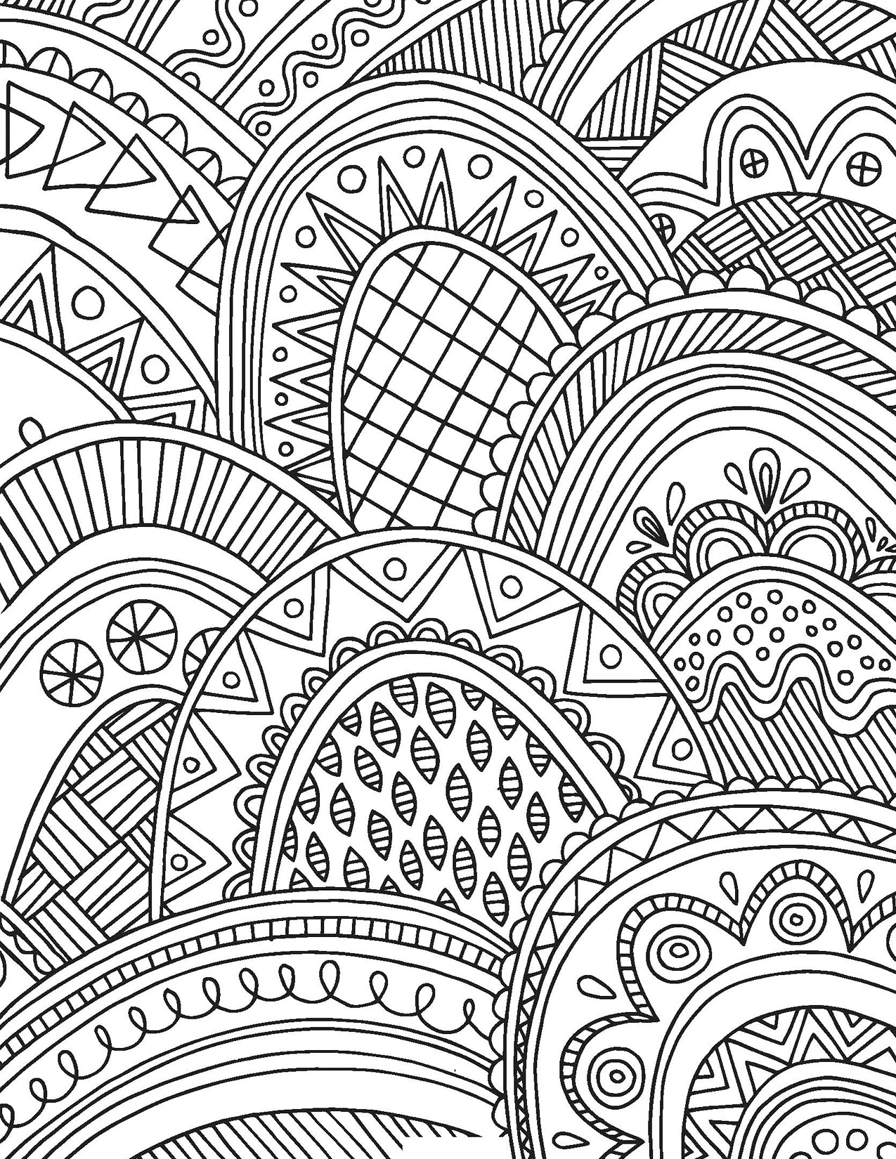 Colouring In Fun For Easter