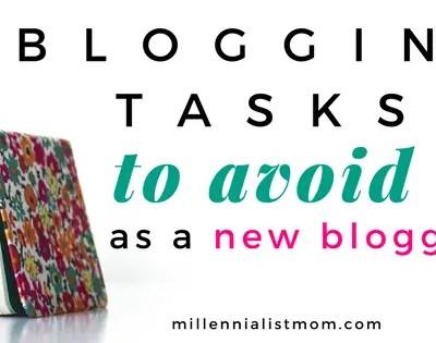 Beginner Blogging Blackholes: 5 Productivity Burning Tasks to Stop IMMEDIATELY