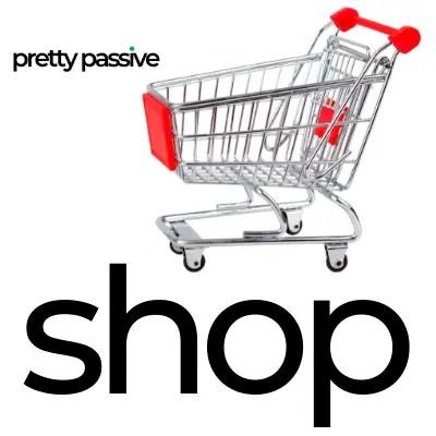 shop @ pretty passive