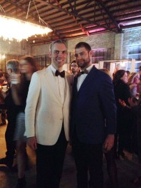 Dapper Dudes: Donny Hubbard of The Independent & my hubby