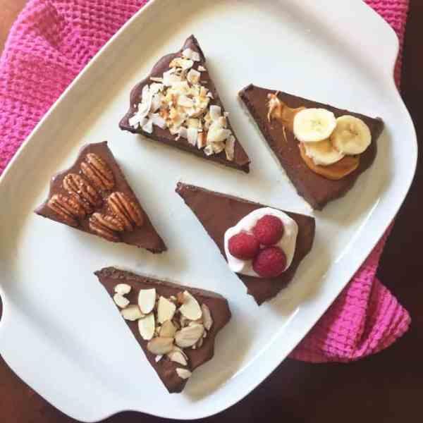 Chocolate Tart (Paleo & Vegan)