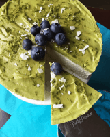 Low Carb Lime Cheesecake   Pretty Pies