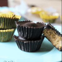 Healthy Reese's (Low-Carb, Keto & Vegan)