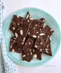 Chocolate Almond Butter Bark PrettyPies