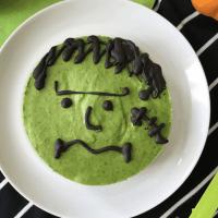 Frankenstein Pie {Vegan, Paleo, No-Bake}