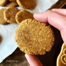 N'Oatmeal Pumpkin Cookies PrettyPies