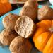 Healthy Pumpkin Spice Cake Balls