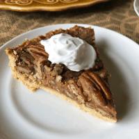 Pecan Pie {Paleo, Vegan, Gluten-Free}