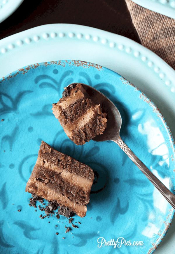 Healthy Easy Tiramisu (Low-Carb, Vegan, Paleo) from PrettyPies.com