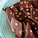 Healthy 'Nutella' Bark (Low-Carb, Vegan, Paleo) PrettyPies.com