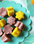 Healthy Homemade Starburst (Paleo, Vegan, No Refined Sugar) PrettyPies.com