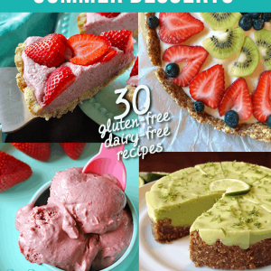 Best Healthy Summer Desserts (Vegan/Paleo) PrettyPies.com