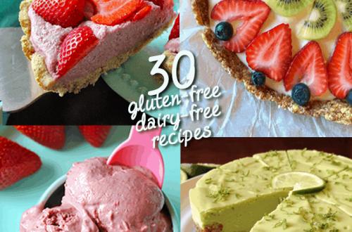 Best Healthy Summer Desserts (Vegan/Paleo) PrettyPies.com