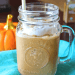 Healthy Pumpkin Spice Latte Frappe (keto, vegan, paleo) PrettyPies.com