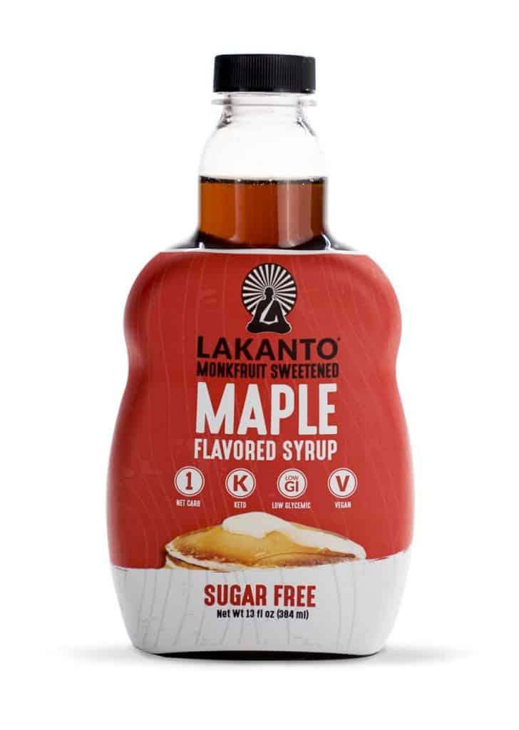 Lakanto Maple Syrup
