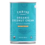 thrive market coconut cream