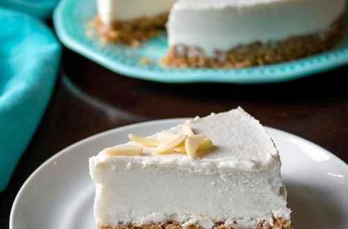 Almond Dreamcake (Dairy-Free Keto) PrettyPies.com