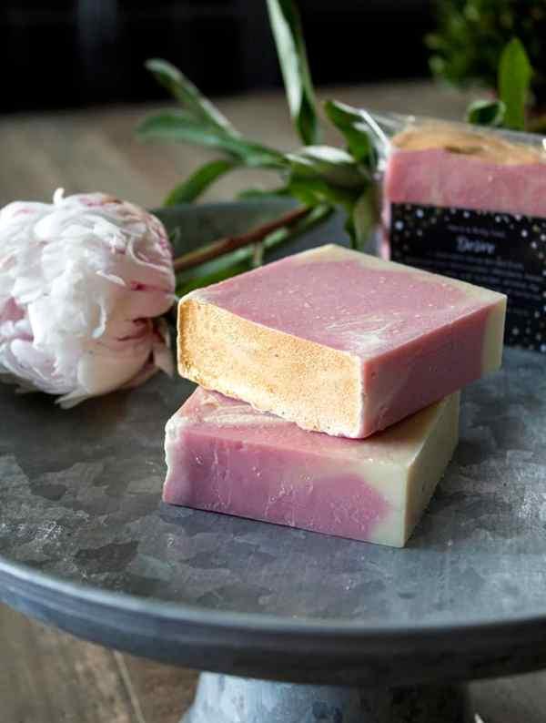 handmade soap - Esoteric Naturals