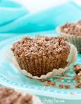 Cinnamon Streusel Muffins (Low-Carb, Paleo, Vegan)