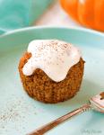 Low-Carb Paleo Pumpkin Muffins (Dairy-Free, Grain-Free, Sugar-Free, Vegan, Keto option)