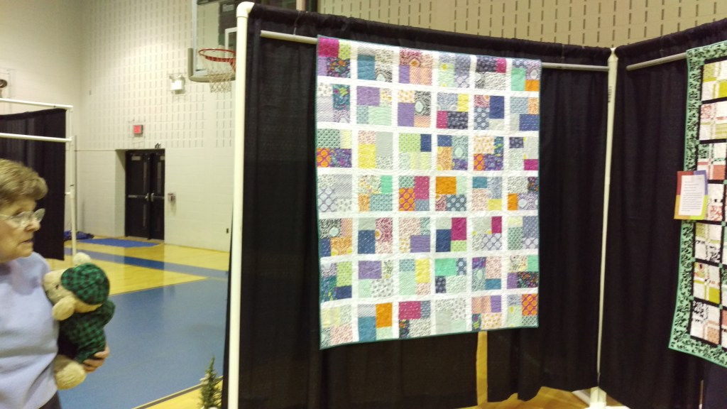 layer cake quilt