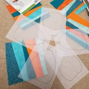 Tracing Paper Petals
