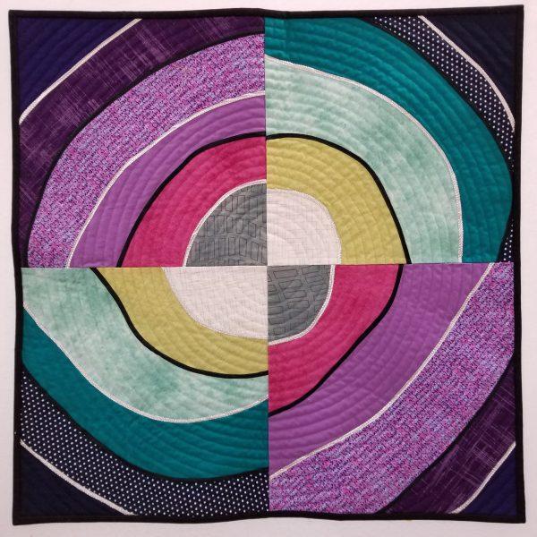Modern Quilt Guild Mini Quilt Swap