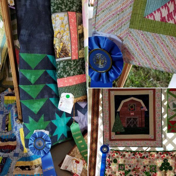 Blue Ribbon Winning Quilts