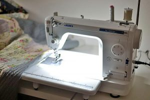 My Happy Place Row Along Inspired LED Sewing Machine Lighting